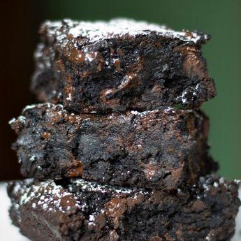 Good Ol' Homemade Brownies