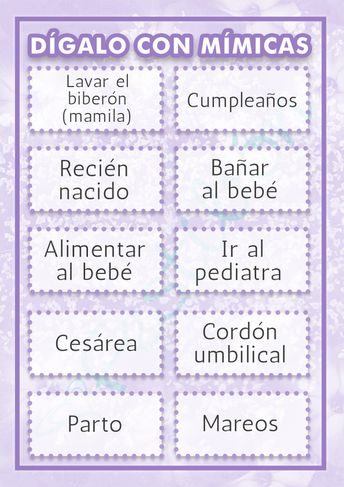 Best Juegos Para Baby Shower Mixto Youtube Image Collection