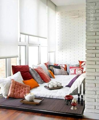 40 Stylish Balconies Design Ideas