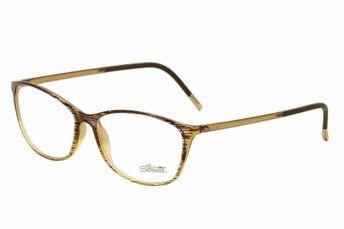 315cb8ae74 Silhouette Women's Eyeglasses SPX Illusion 1563 6051 Optical Frame  55x15x135mm, Silver