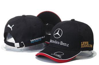 938872c5 New Mercedes-Benz² Logo AMG Car Cap Sport Baseball Hat outdoor Adjustab A3