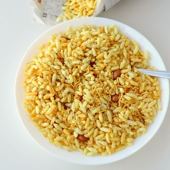 Masala Puffed Rice
