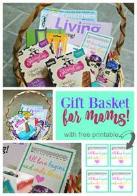 Perfect Gift Basket for the Mom in Your Life