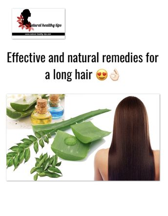 6 Best remedies for incredible hair growth