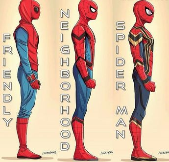 You can't be a friendly neighbourhood Spider-Man if there is no neighbourhood | Su amigable vecino el hombre araña