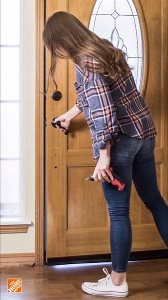Keep your home free of pesky bugs. DENY™ door seals and sweeps are child and pet safe, easy to install on your door and are embedded with all natural Diatomaceous Earth that kills bugs trying to get in. Click to learn more from The Home Depot.
