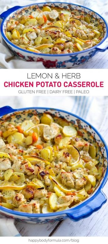 40 Healthy Casserole Dish Recipes That Are Heavenly