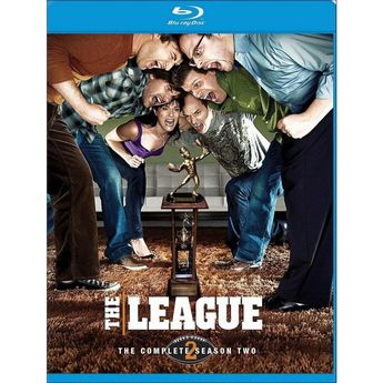 The League: The Complete Season Two (2 Discs) (Blu-ray)