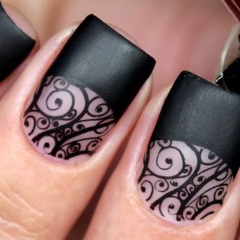 45 Nail-Art Ideas & Tuts That'll Sweep You Off Your Feet