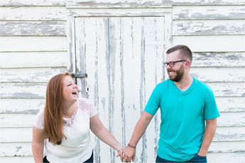 casual virginia engagement photo | city point waterfront park richmond Kathryn Ivy Photography