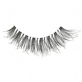 8e5ac51d184 Eldora H151 Real Hair Black Flared False Eyelashes #Eldora #LashGoals # Eyelashes #FalseLashes