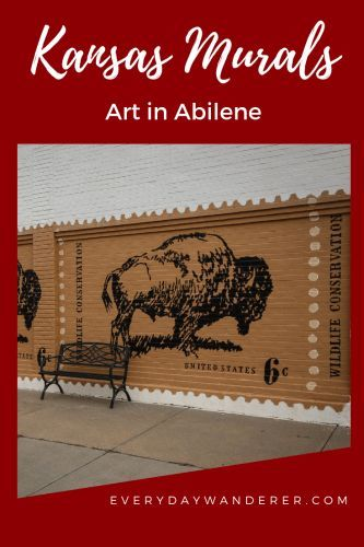 Art in Abilene - Kansas Murals in America's Heartland