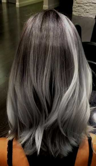 Transition to grey