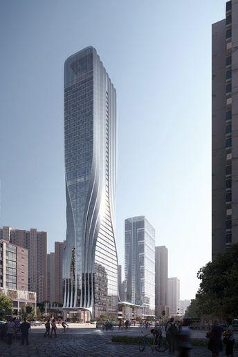 Founder International Financial Center North Tower - The Skyscraper Center