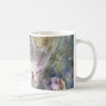 Beautiful, colorful Orion nebula Coffee Mug | Zazzle.com