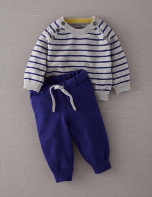 Ive spotted this @BodenClothing Knitted Play Set Marine/Grey Marl
