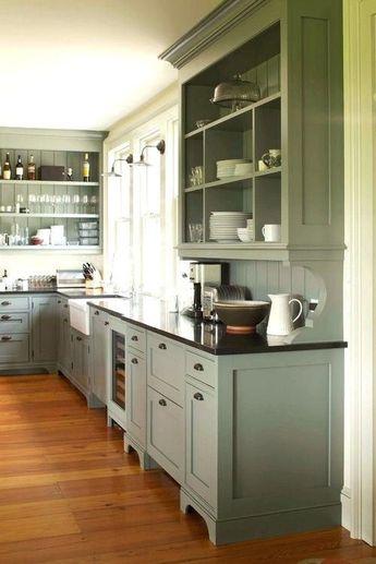 36 Beautiful Farmhouse Cabinets Ideas For Kitchen