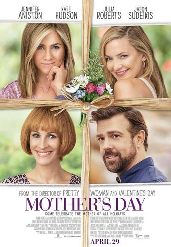 Mother's Day (2016) 27x40 Movie Poster (Canadian)