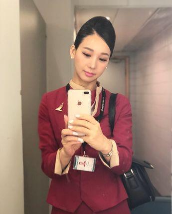 【香港】キャセイパシフィック航空(國泰航空) 客室乗務員 / Cathay Pacific Airways Cabin crew【Hong Kong】