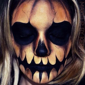 40 Amazing Halloween Makeup Ideas For Women Which Will Look Scary