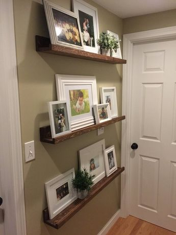 Picture Ledge Photo Ledge Picture Shelf Picture Shelves Floating Shelves Wood Ledge Shelf Ledge Shelves