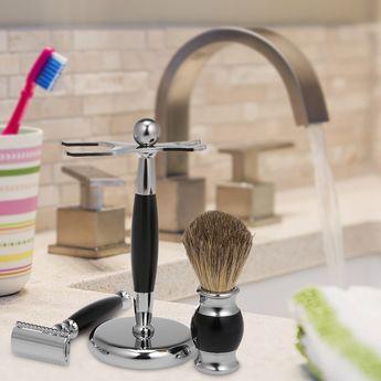 Male Luxury Grooming Shaving Set Sales Online #1 - Tomtop