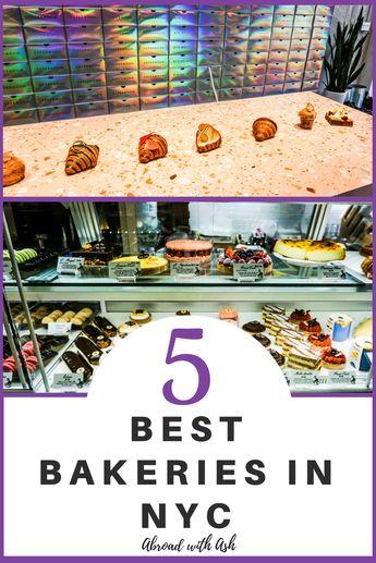 BEST Bakeries in NYC – TOP 5