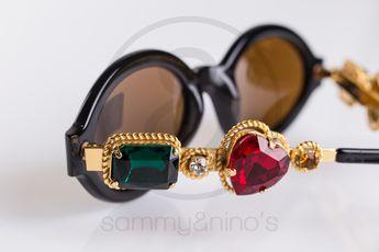 vintage Moschino by Persol sunglasses M268  sammyninos 4