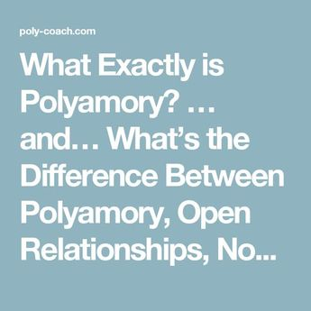 Common Polyamory Mistakes - More Than Two