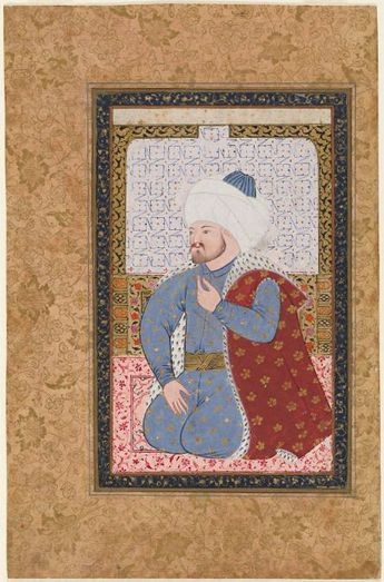Sultan Mehmed II (r. 1451-81) The conquest who ended Byzantine empire