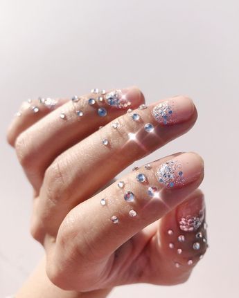 Chic + Cheeky Nail Art Ideas for Your Bridal Manicure