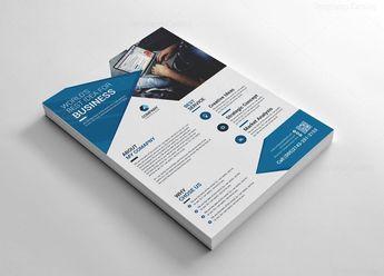Business Services Flyer Design 002685 - Template Catalog