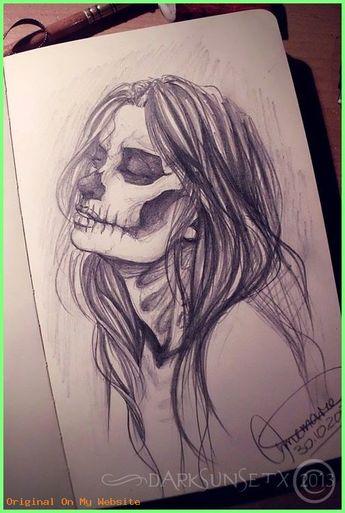 Art Photography Tumblr - arte, ossos, desenho, garota, halloween, horror, amor, máscara, papel, fotografia, sk