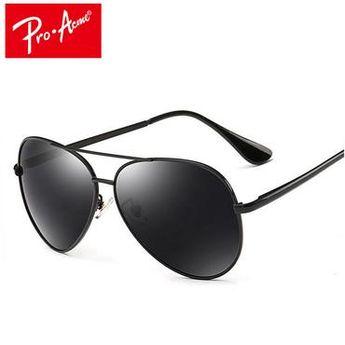 042d3dc59e5 Pro Acme Classic Men Pilot Polarized Sunglasses Driving Sunglasses Sun  Glasses For Men Male Goggle UV400