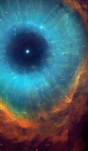 Helix Nebula - Unraveling at the Seams