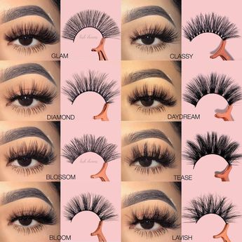 """LASH DREAMS on Instagram: """"Which one? 💖 50% OFF ALL LASHES STYLES use code 'flashsale50' today only 🔥"""""""
