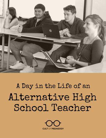 A Day in the Life of an Alternative High School Teacher