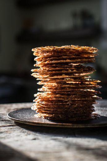 Vegan Lace Cookies — Mississippi Vegan