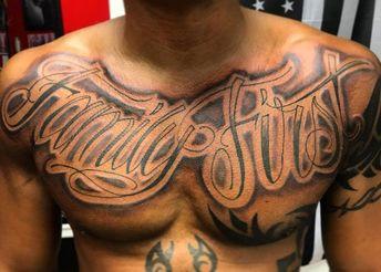 Family Tattoos #Tattoosformen