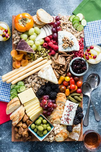 Ultimate Thanksgiving Party Platter