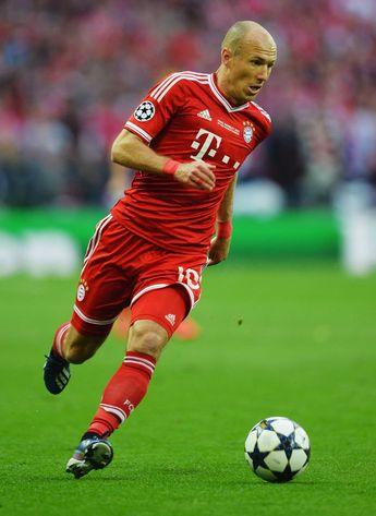 Arjen Robben Photos Photos: Borussia Dortmund v FC Bayern Muenchen