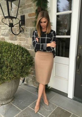 30+ Stylish Outfit Ideas For Work 2019 To Try Now