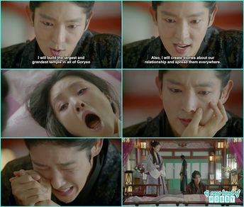 hae soo knees hurt then king wang so see here and there an