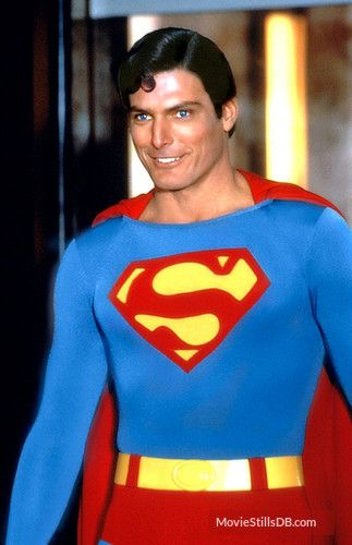 Superman IV: The Quest for Peace - Publicity still of Christopher Reeve