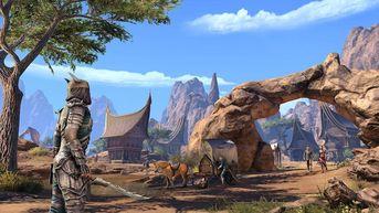 The Elder Scrolls Online: Elsweyr Standard Edition - PlayStation 4