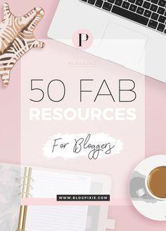 Blogging Resources - Helpful websites for Bloggers