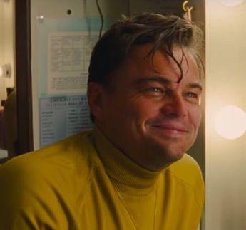 "Austin Ellis on Instagram: ""When you know you're getting your 2nd Oscar next year #leonardodicaprio #rickdalton #onceuponatimeinhollywood"""