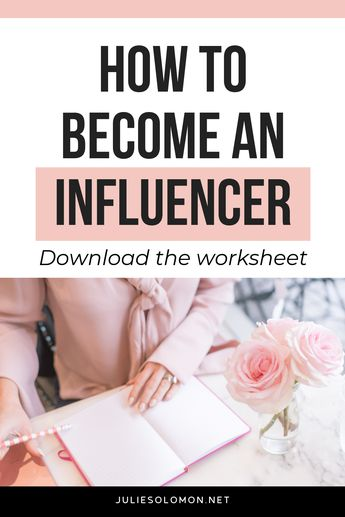 How To Become an Influencer  — Host of The Influencer Podcast, Influencer Marketing and Blog Strategy
