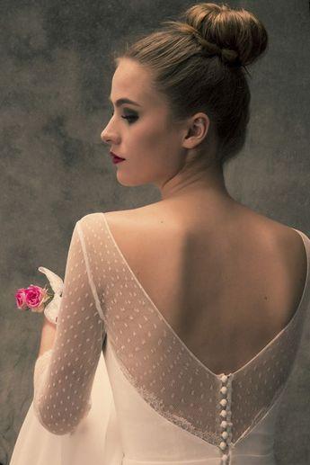 Robe de mariage : Robe de mariée Lambert Créations Valenciennes