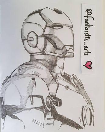 Iron Man Iron Man çizimim bitti! Eğer özel istekleriniz olmaz ise bugünden itibaren gri tonlamalı çizimler yayınlamayı planlıyorum. Umarım beğenirsiniz. @robertdowneyjr. Bu çizim için kullandığım malzemeler: WHSmith 36lı renkli kalemleri ve Faber-Castell TK-FINE 2317. My Iron Man drawing is done! If you do not have special requests I plan to publish grayscale drawings from now on. Hope you like it. @robertdowneyjr. The materials I use for this drawing: WHSmith 36 Colored Pencils and Faber-Castel